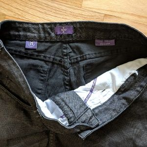 NYDJ Jeans - Not Your Daughter's Jeans Black Snakeskin Straight